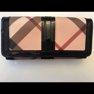 Burberry Penrose Continental Wallet (NEW)